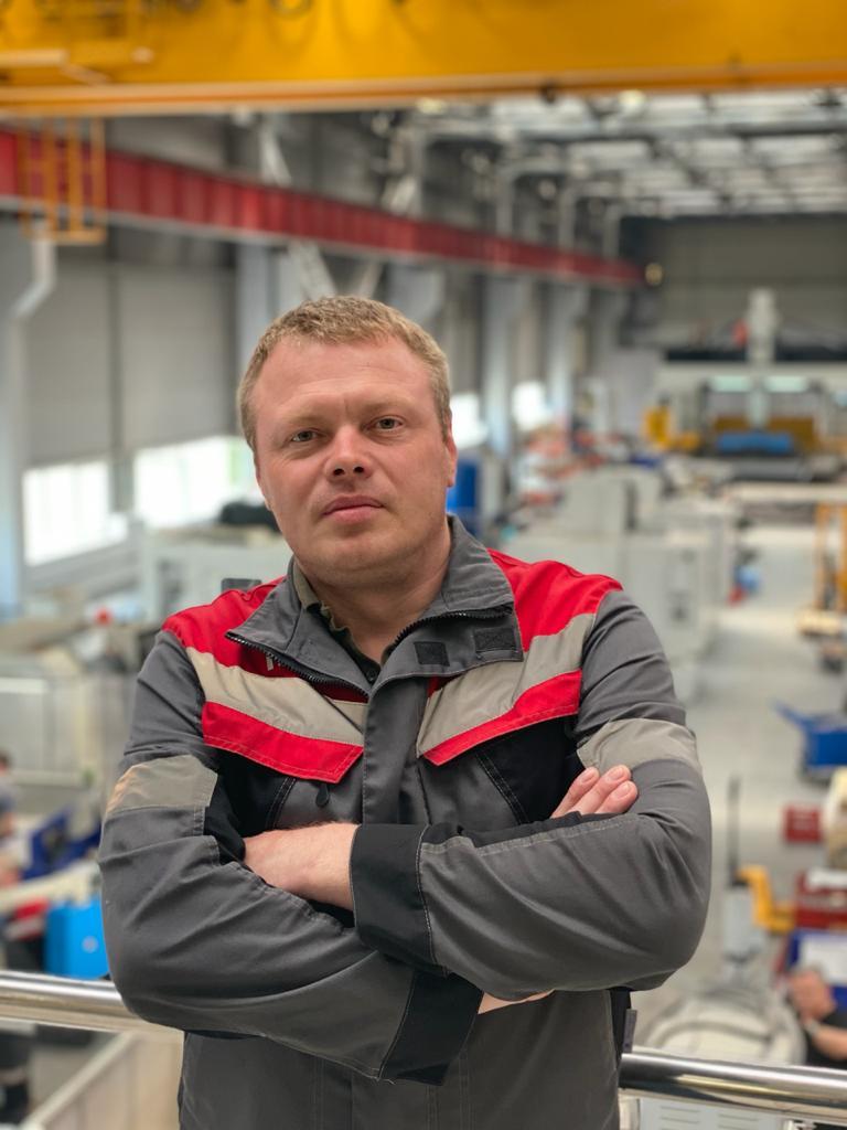 Соколов <br>Андрей Николаевич